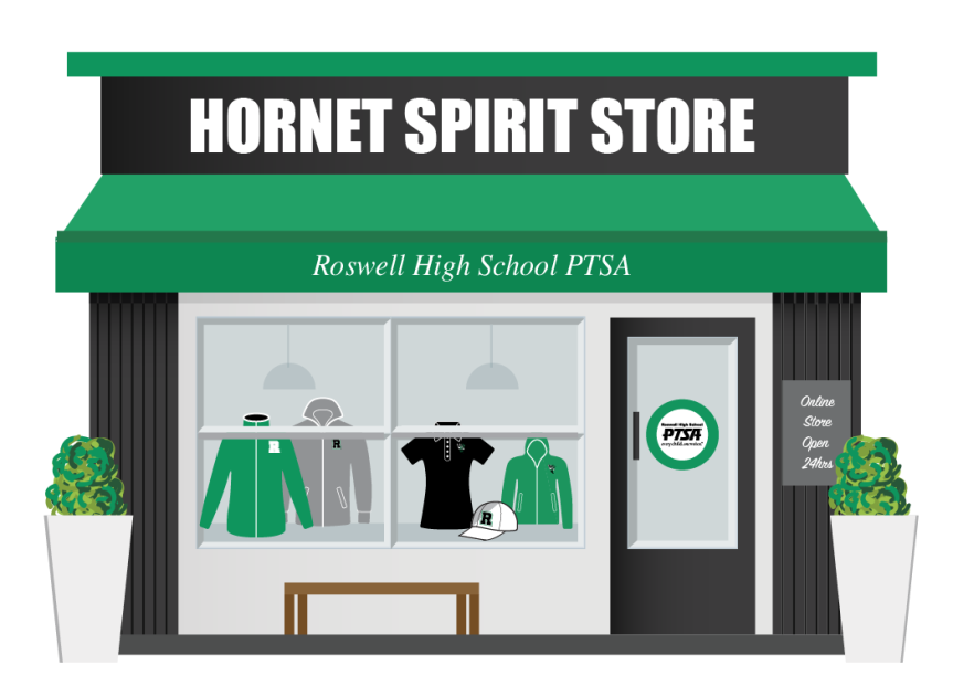 Store Front Graphic